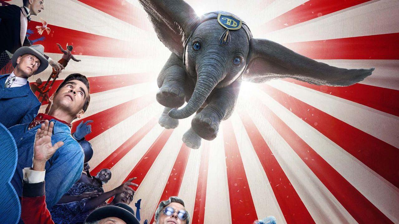 recensione Dumbo, la recensione: Tim Burton aggiorna il mito dell'elefantino volante