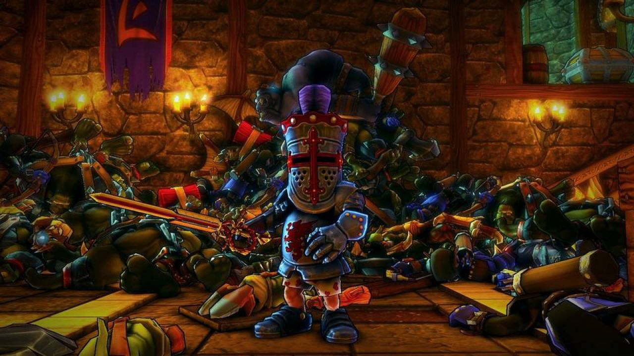 recensione Dungeon Defenders