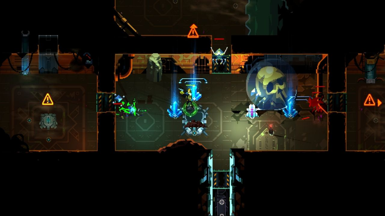 recensione Dungeon of the Endless