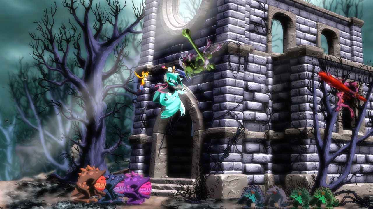 recensione Dust: An Elysian Tail