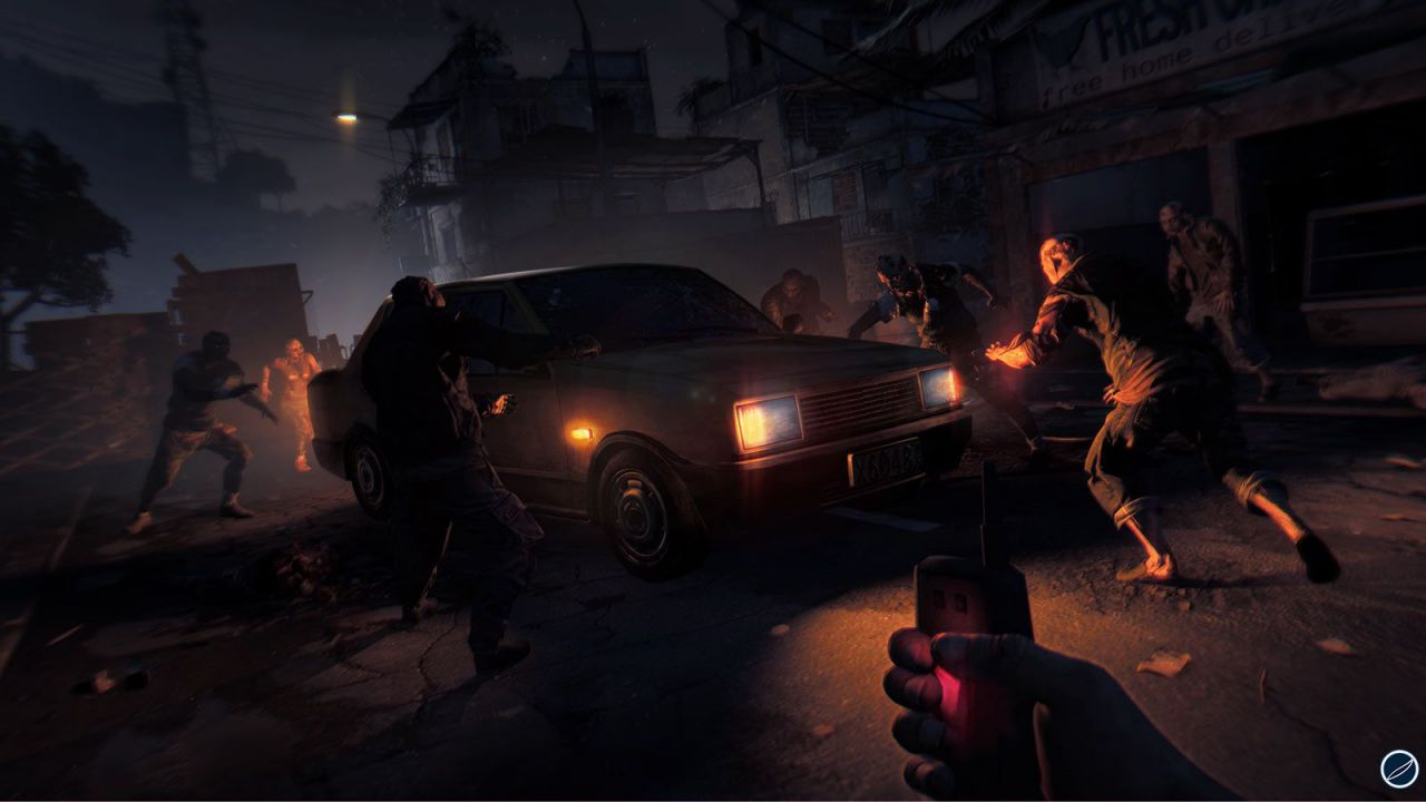 hands on Dying Light