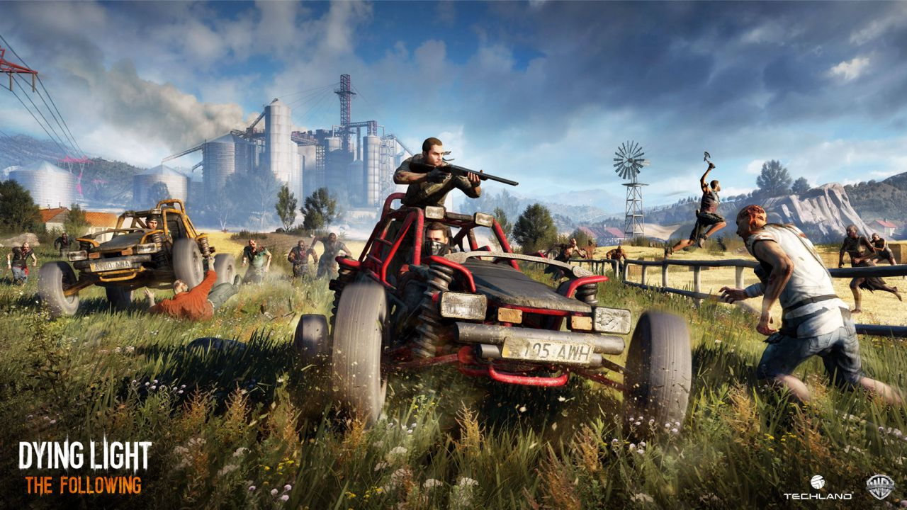 provato Dying Light: The Following
