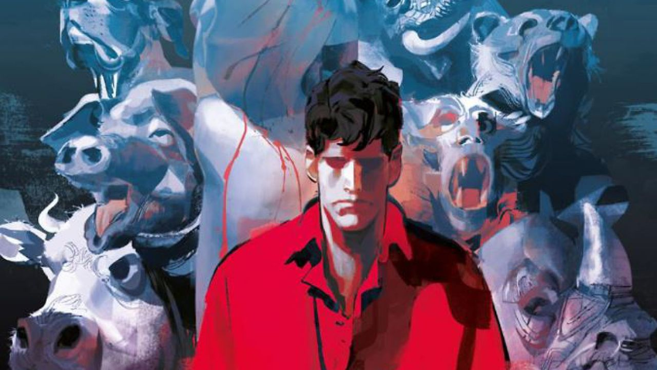 Dylan Dog #383 - Profondo Nero, recensione del fumetto scritto da Dario Argento