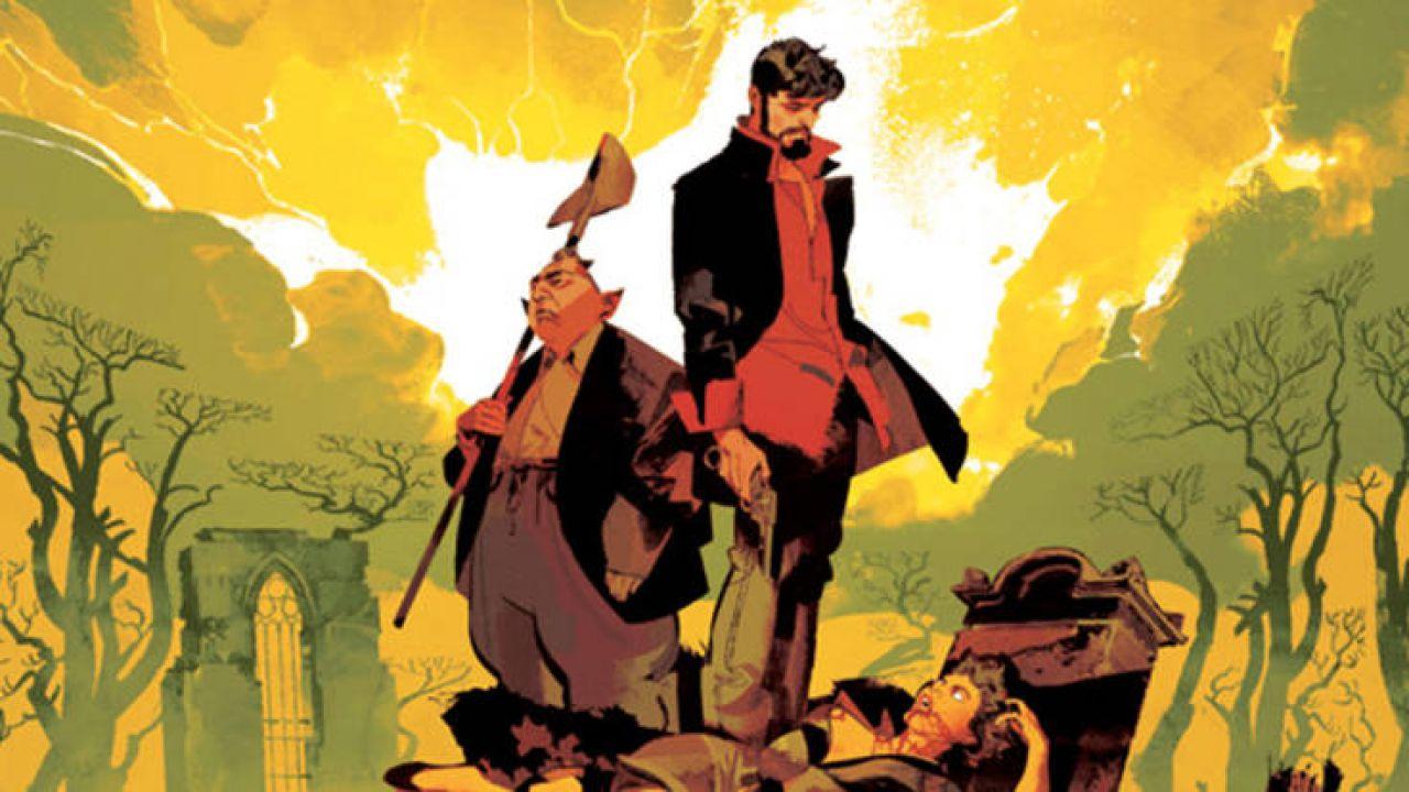 speciale Dylan Dog 401: un nuovo inizio per il fumetto Bonelli
