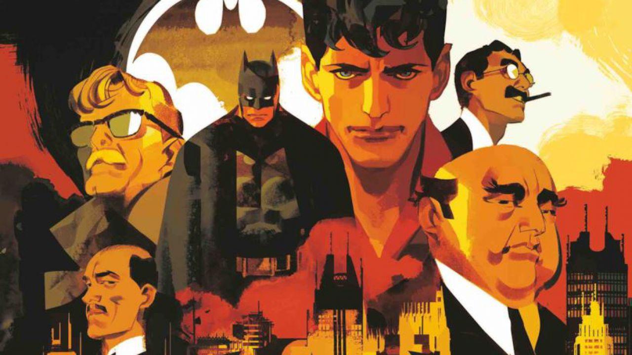 speciale Dylan Dog e Batman: l'albo introduttivo del crossover DC e Bonelli