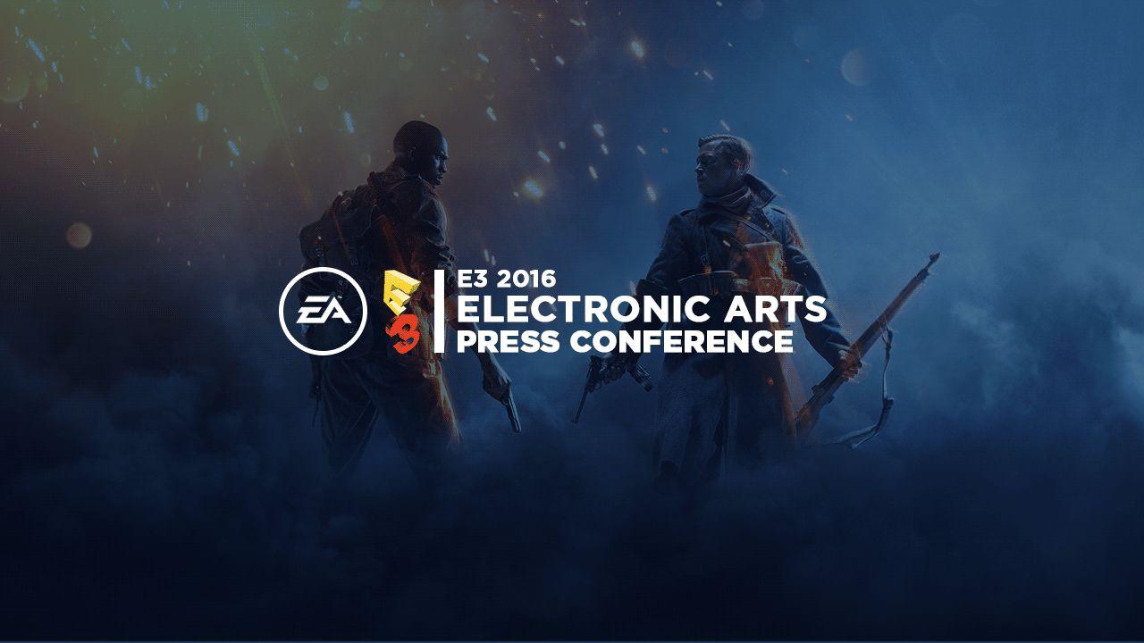 speciale EA - Conferenza E3 2016