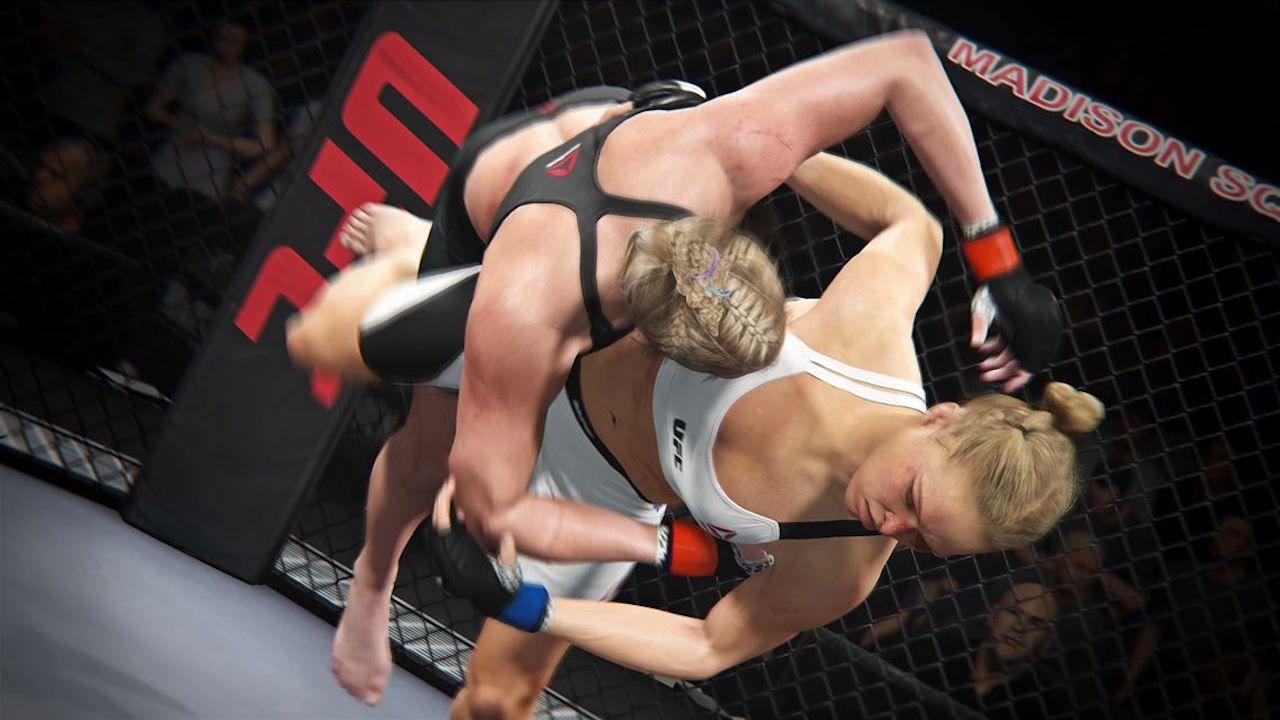 provato EA Sports UFC 2