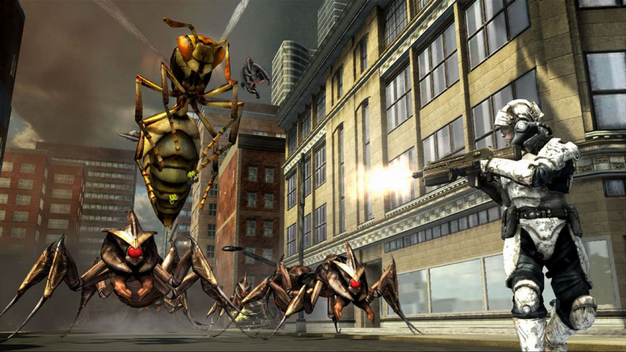 anteprima Earth Defense Force: Insect Armageddon