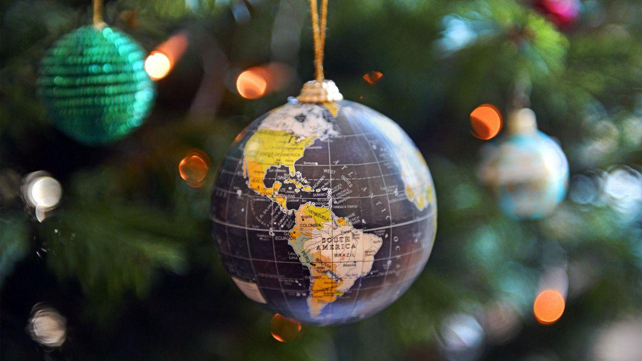 Ecco come si festeggia il Natale nei vari Paesi del mondo