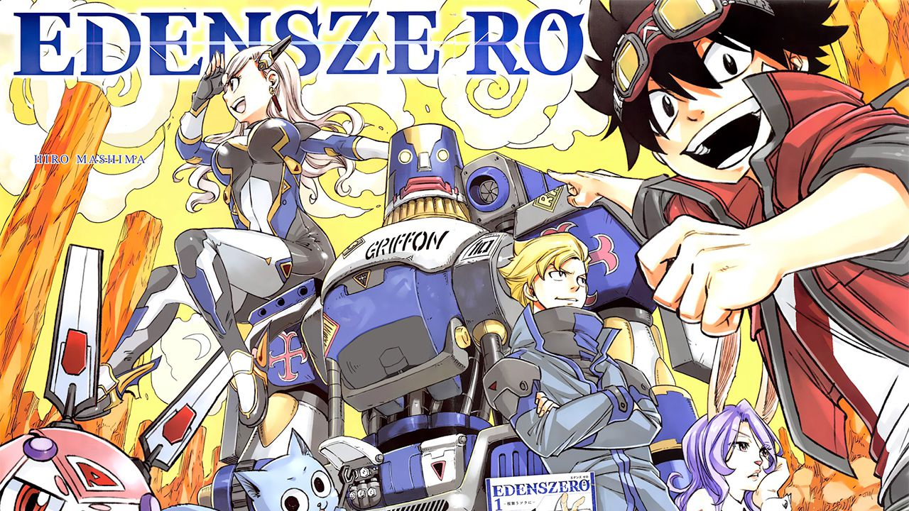 first look EDENS ZERO: primo sguardo al nuovo manga dal creatore di Fairy Tail