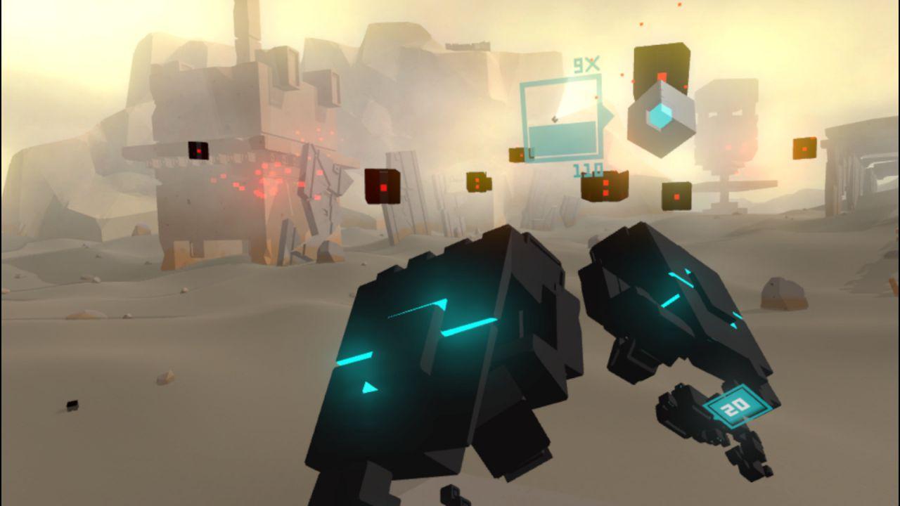 provato Edge Guardian: provato il picchiaduro VR per HTC Vive