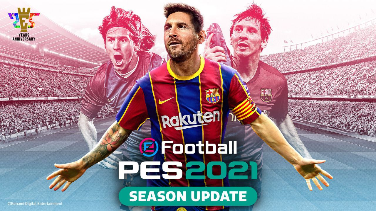 intervista eFootball PES 2021: dal gameplay al comparto tecnico, la parola a Konami