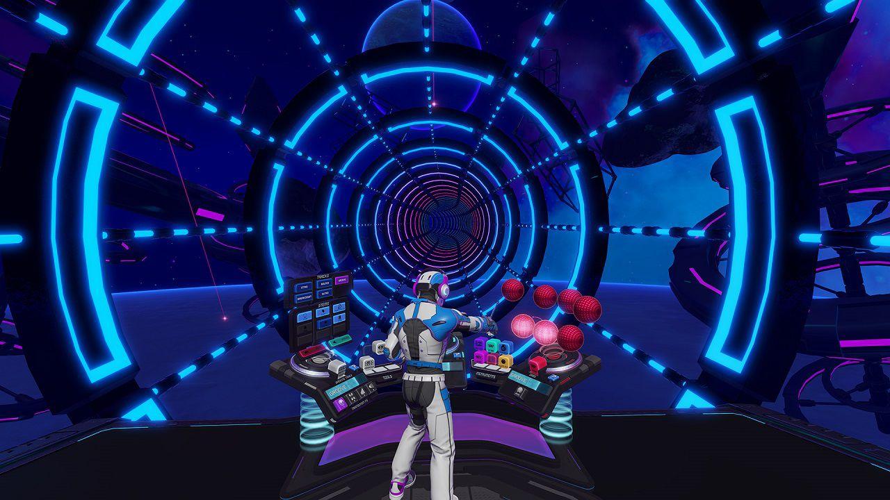 Electronauts Recensione: tutti possono diventare DJ con il PlayStation VR