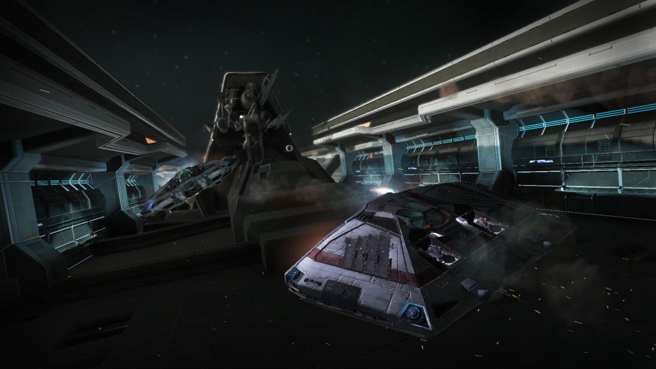 provato Elite Dangerous: provata all'E3 2014 la nuova creatura di Frontier