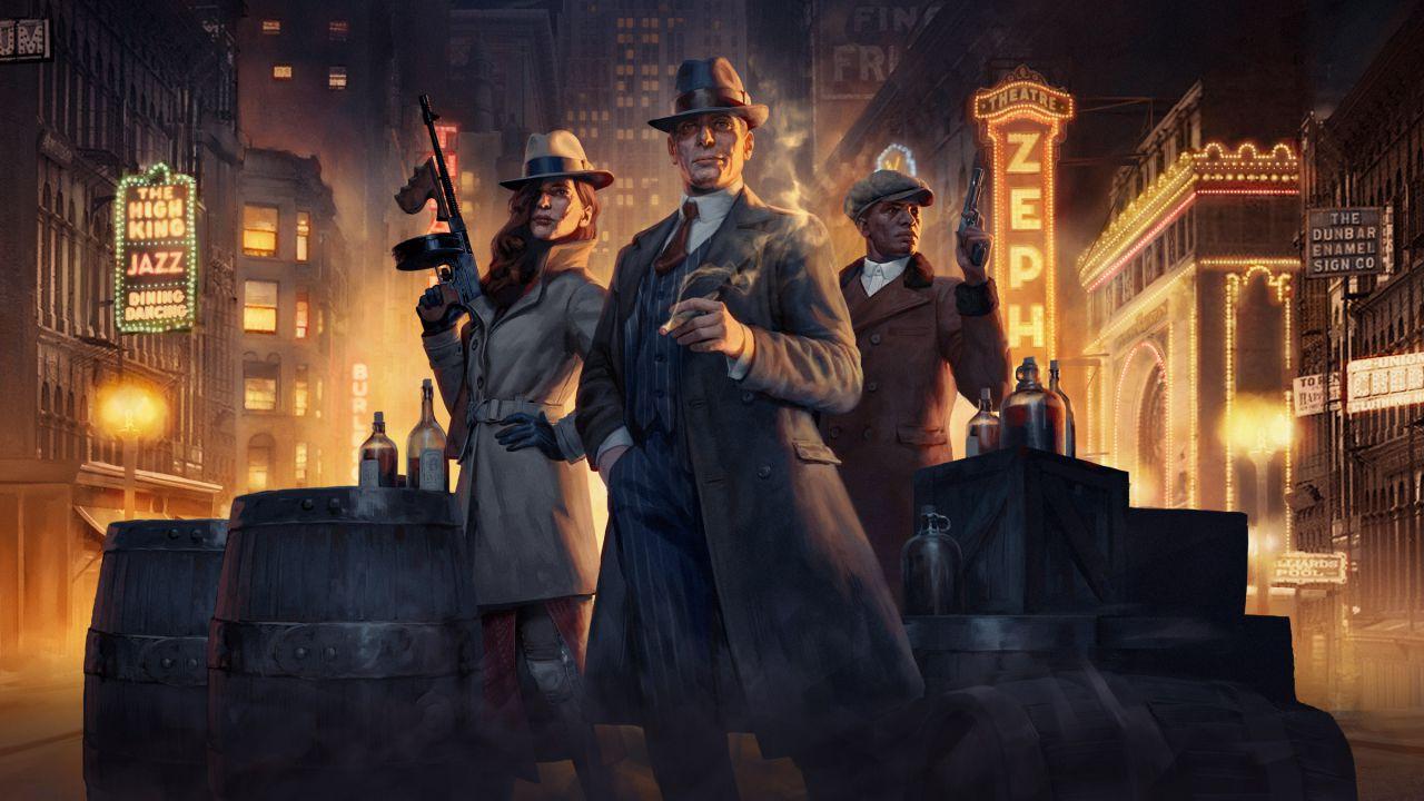 provato Empire of Sin: il crimine dilaga nella Chicago degli anni '20