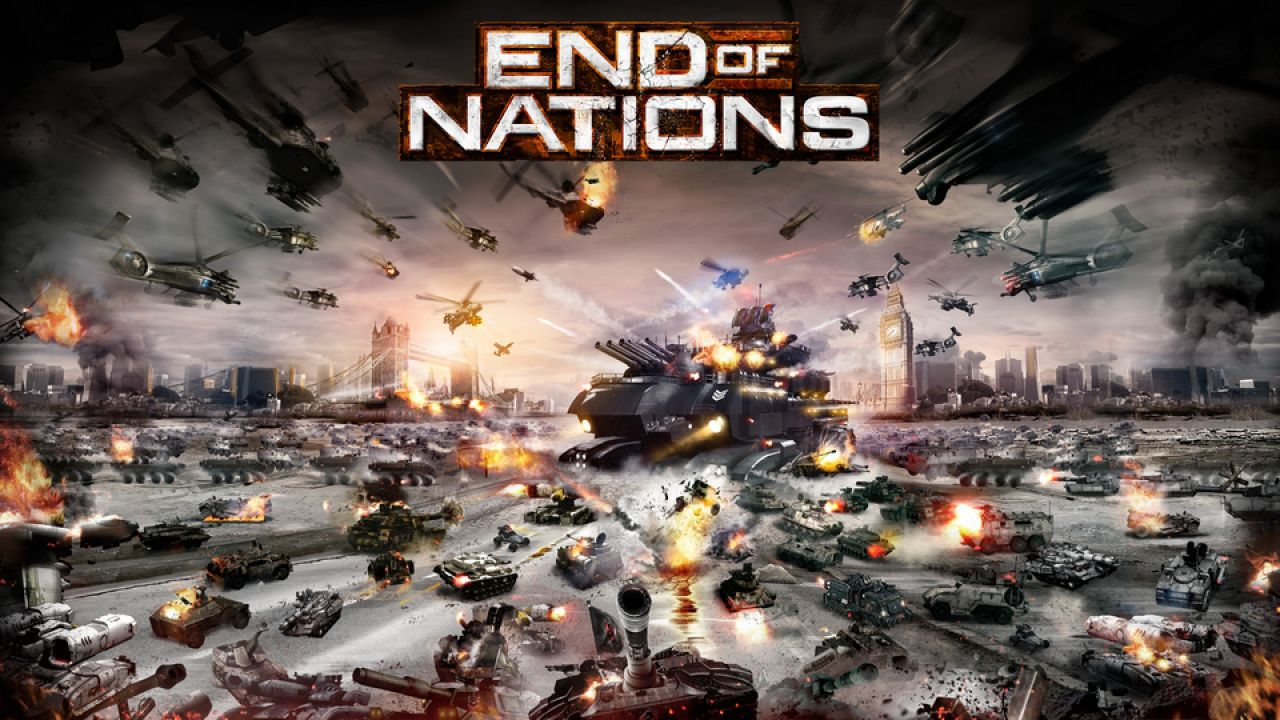 hands on End of Nations