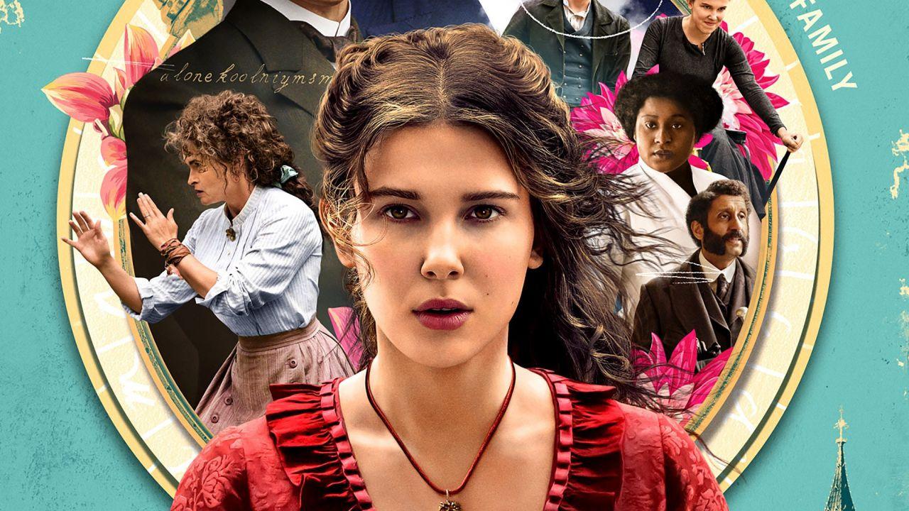 recensione Enola Holmes, la recensione del film Netflix con Millie Bobby Brown