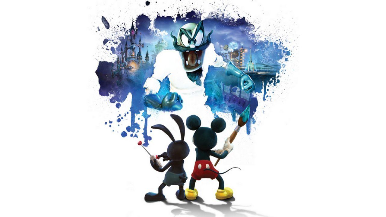 hands on Epic Mickey 2: L'avventura di Topolino e Oswald