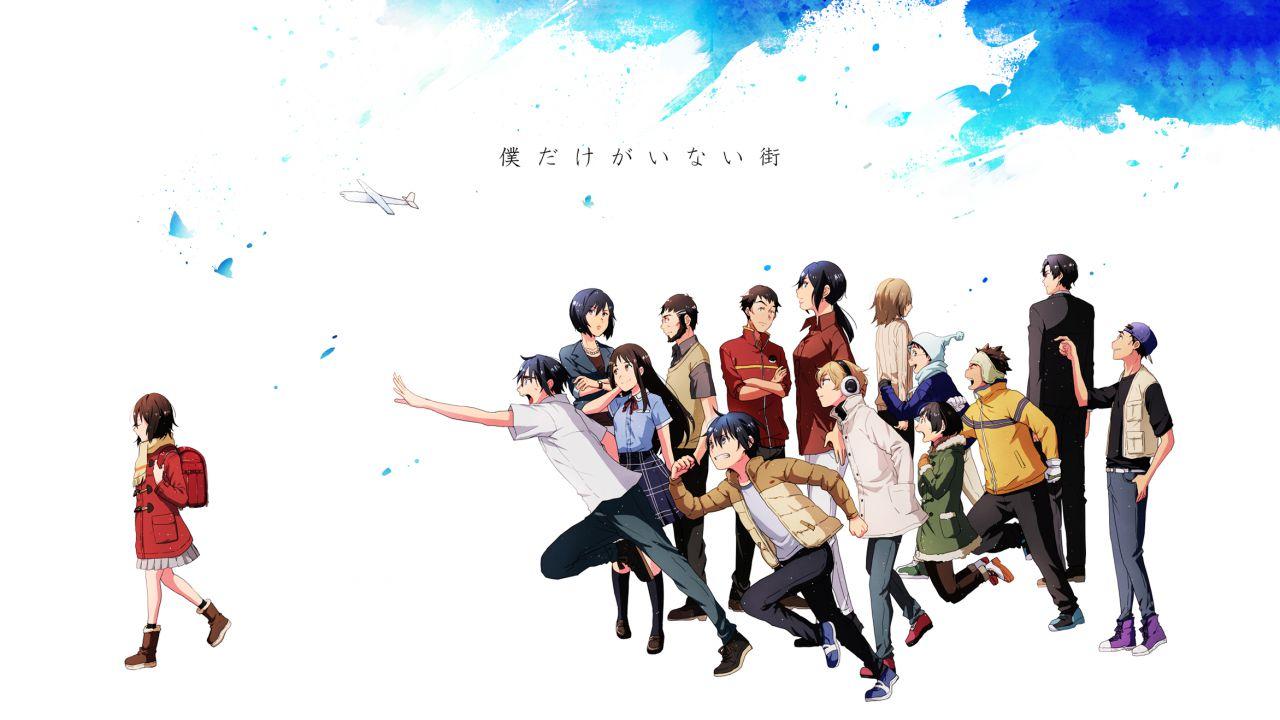 Erased: Recensione dell'anime di A-1 Pictures disponibile su Netflix