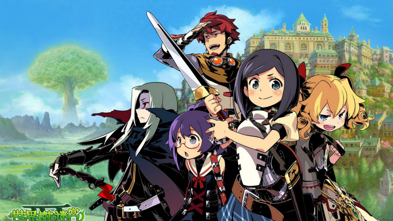 recensione Etrian Odyssey IV: Legends of the Titan