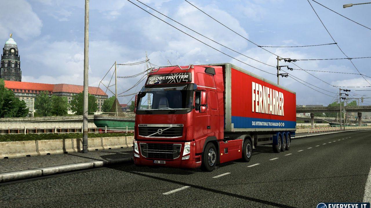 recensione Euro Truck Simulator 2