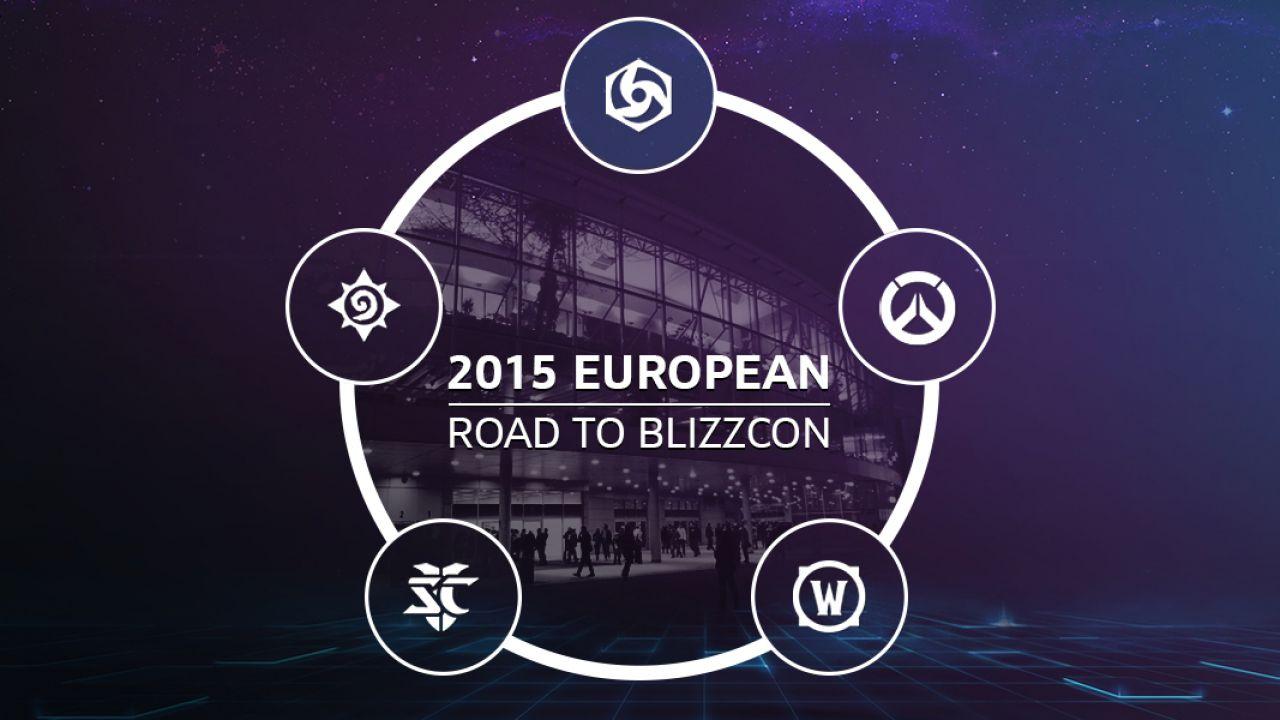 speciale European Road to BlizzCon 2015 - Recap della Prima Giornata