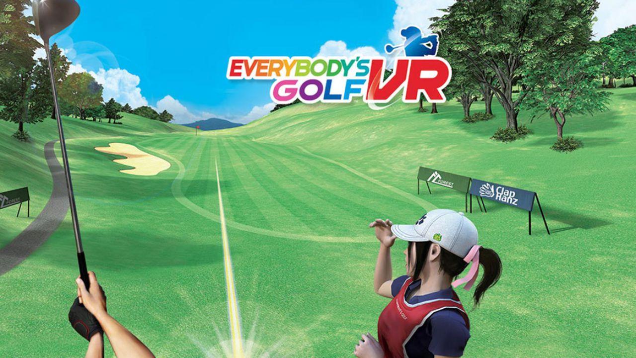 Everybody's Golf VR Recensione: il golf è per tutti su PlayStation VR