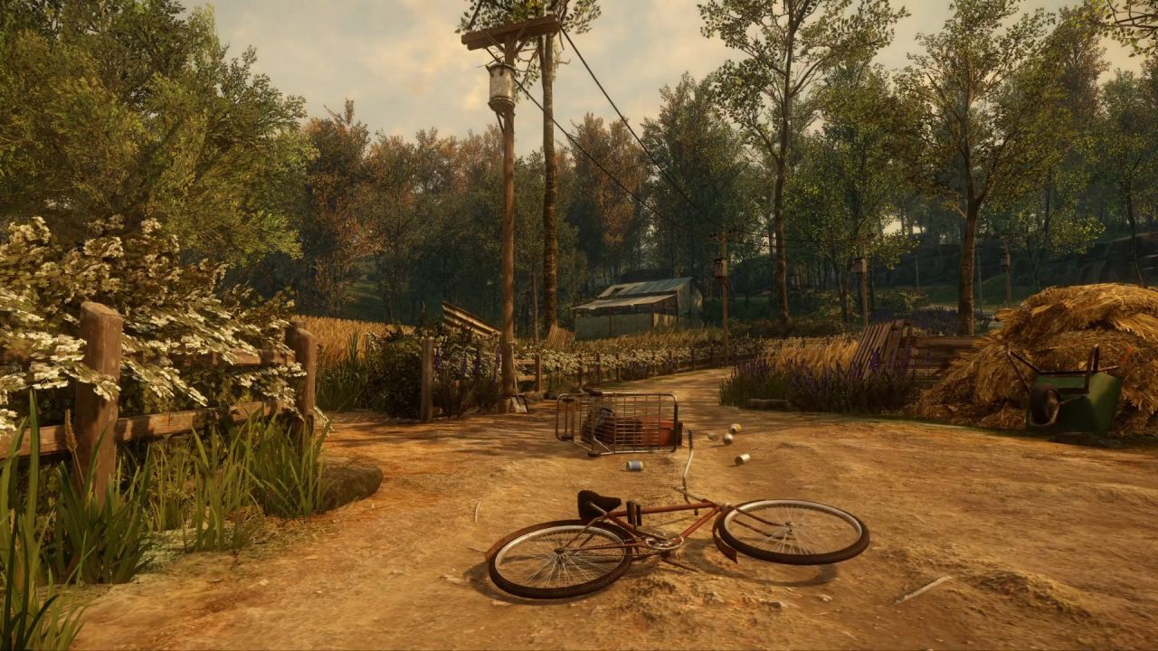 provato Everybody's Gone to the Rapture