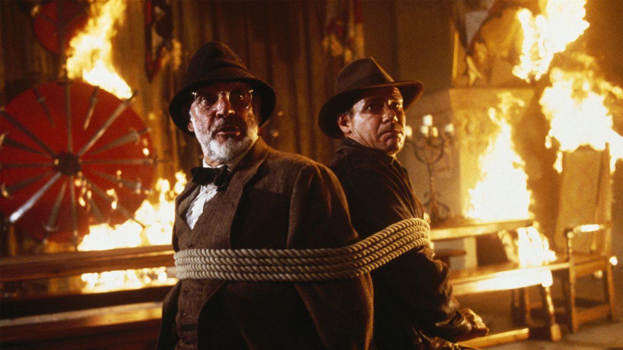 rubrica Everycult: Indiana Jones e l'Ultima Crociata di Steven Spielberg