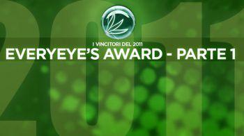 Everyeye Awards 2011 - Le Nomination