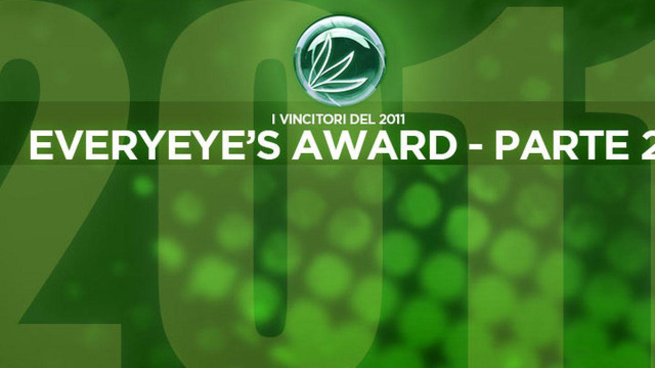 speciale Everyeye Awards 2011 - I Vincitori