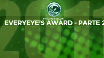 Everyeye Awards 2011 - I Vincitori