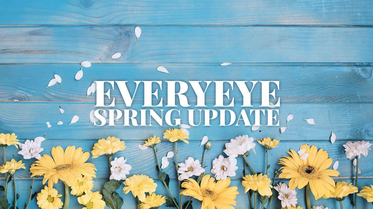 speciale Everyeye si rinnova con l'update di primavera: leggero restyle e skin notturna