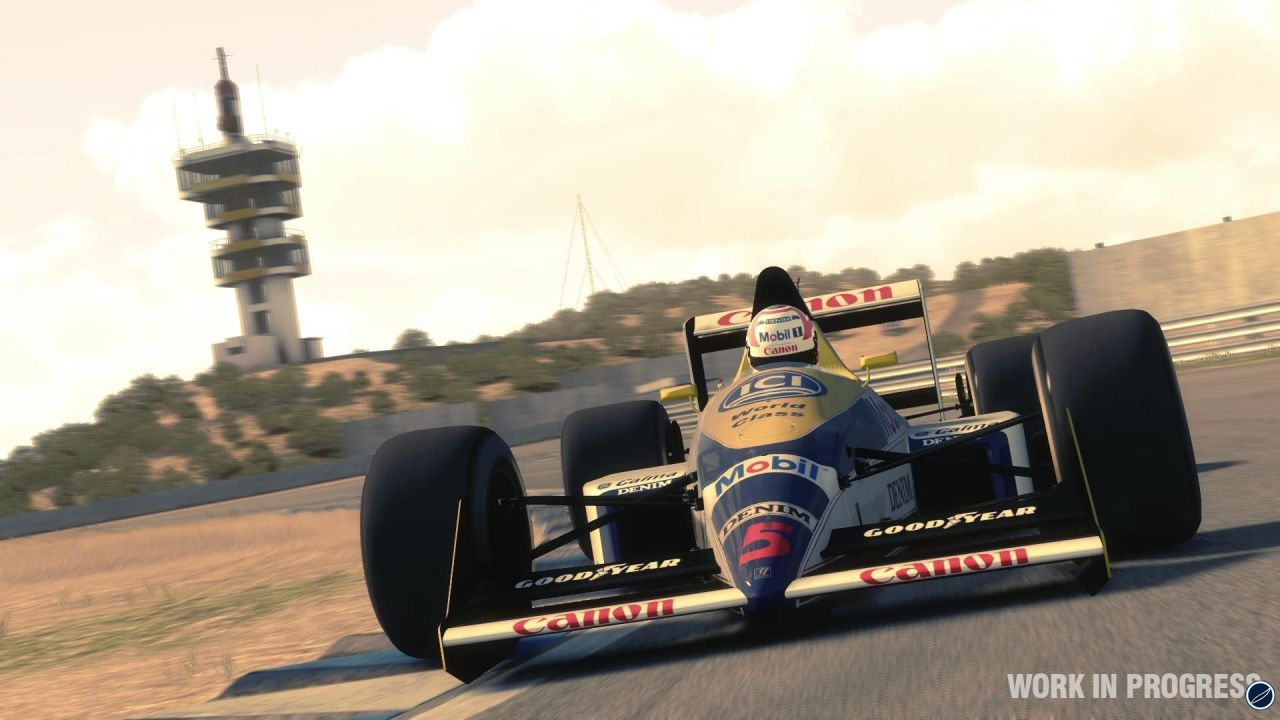 hands on F1 2013