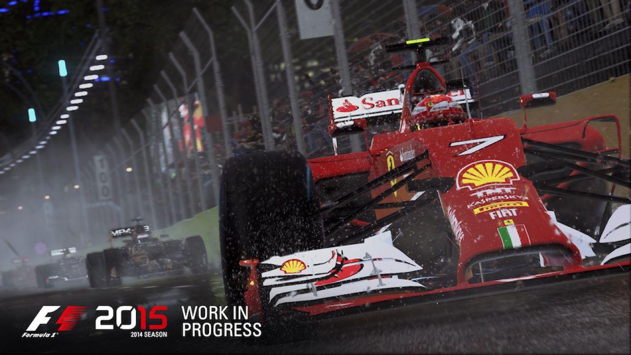 provato F1 2015