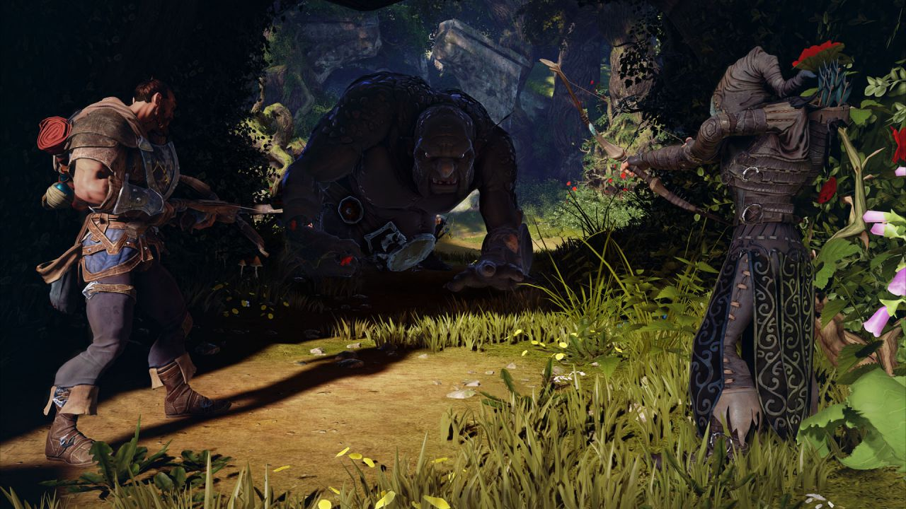 hands on Fable Legends
