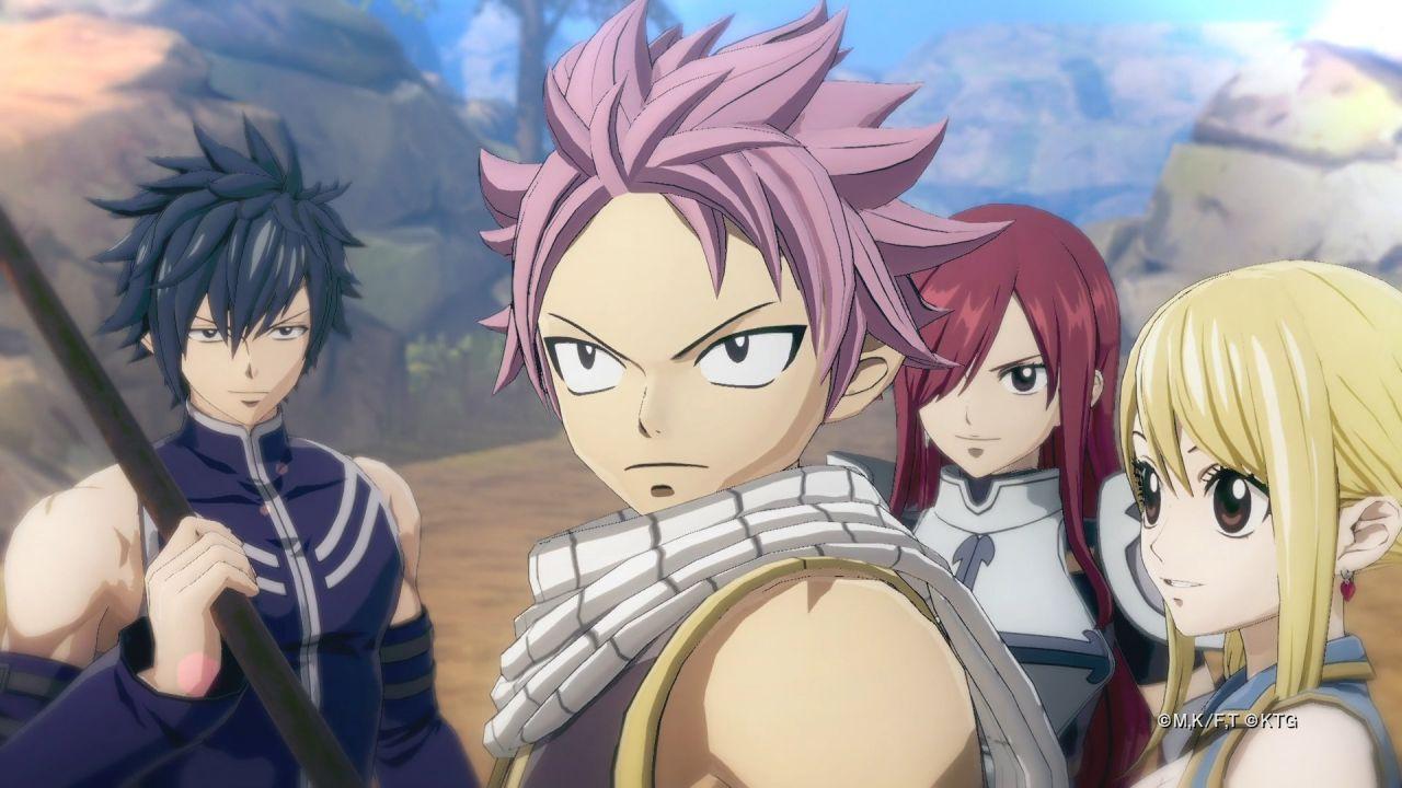 Fairy Tail: cosa aspettarsi dal nuovo RPG tratto dal manga di Hiro Mashima