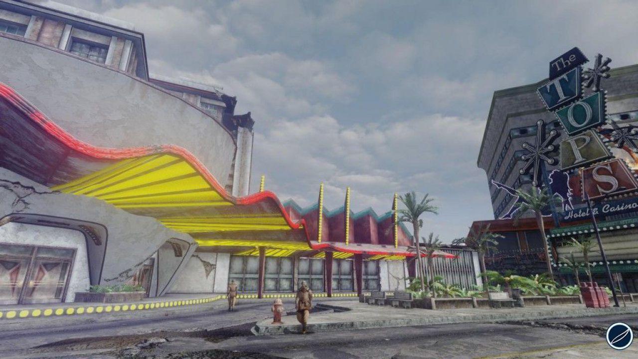 anteprima Fallout: New Vegas