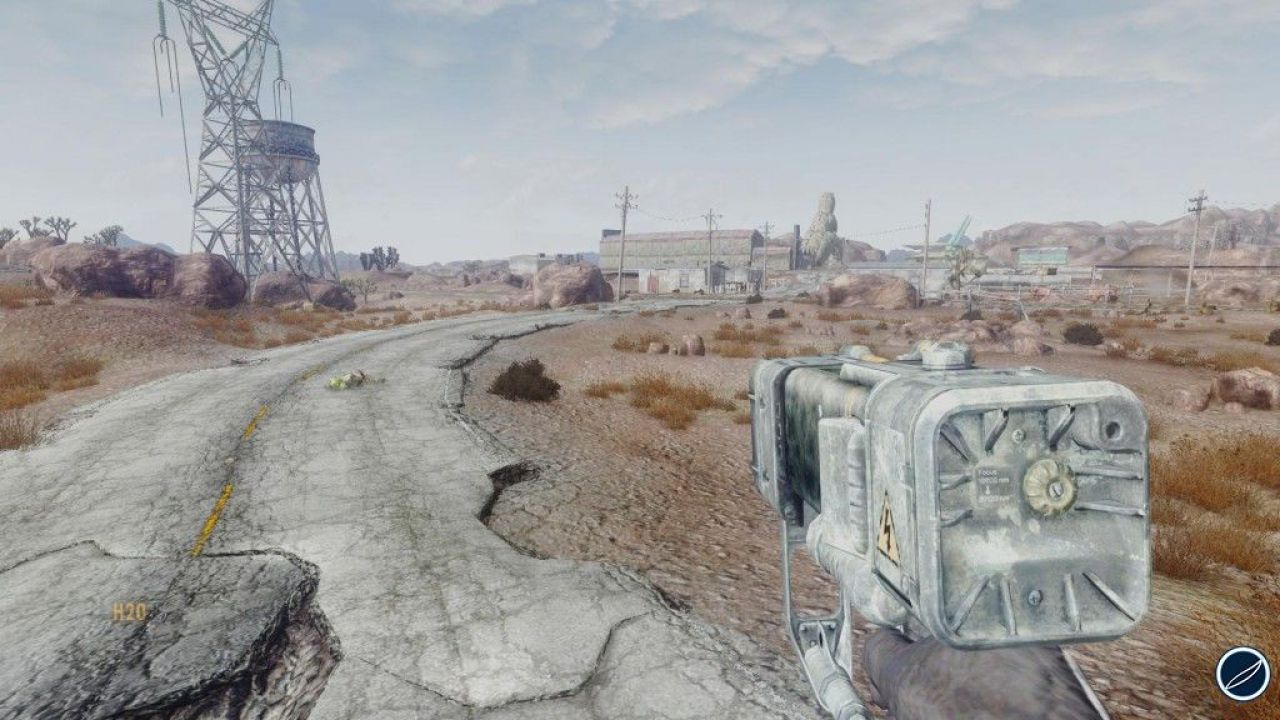 hands on Fallout: New Vegas