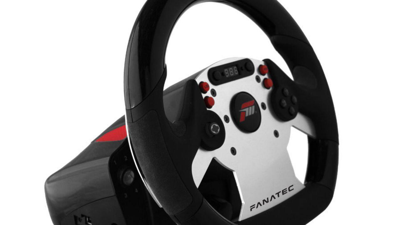 recensione Fanatec GT3RS V2