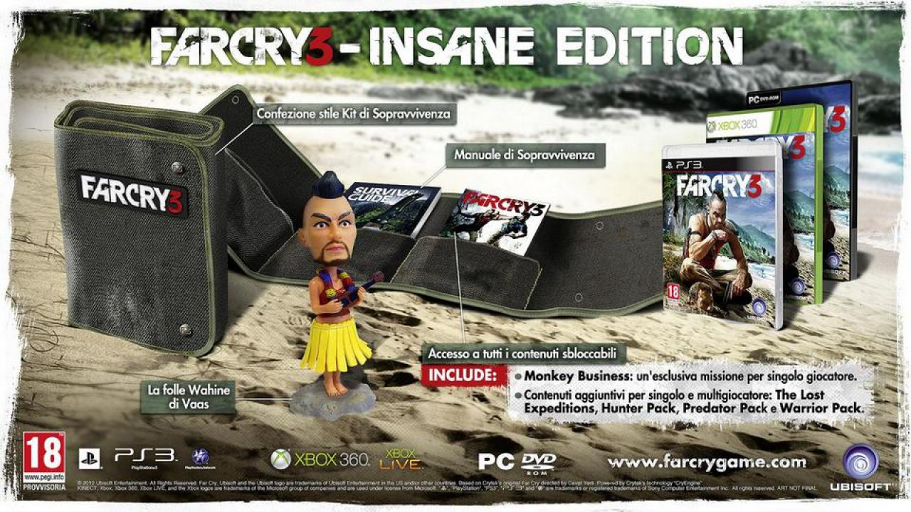 hands on Far Cry 3