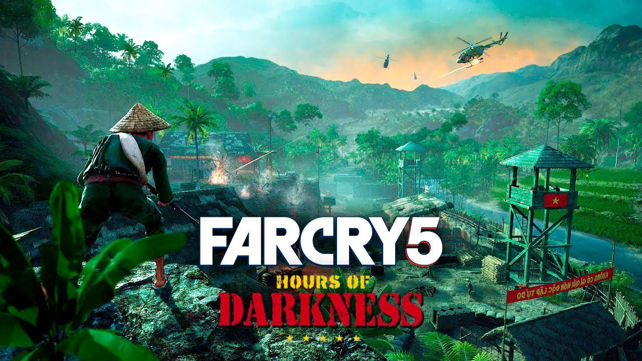 Far Cry 5 Ore Di Tenebra Dal Montana Al Vietnam Recensione Del Primo Dlc