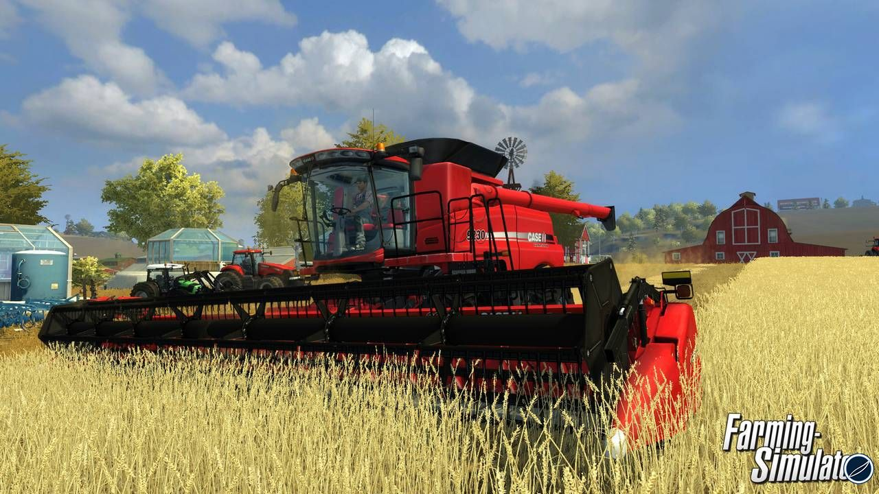 recensione Farming Simulator 2013