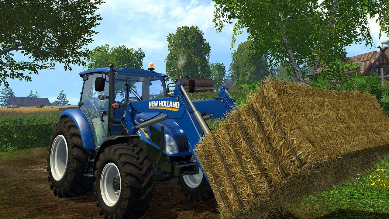 recensione Farming Simulator 2015