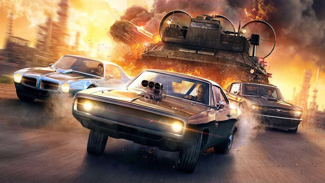 anteprima Fast and Furious Crossroads: corse criminali dagli autori di Project Cars