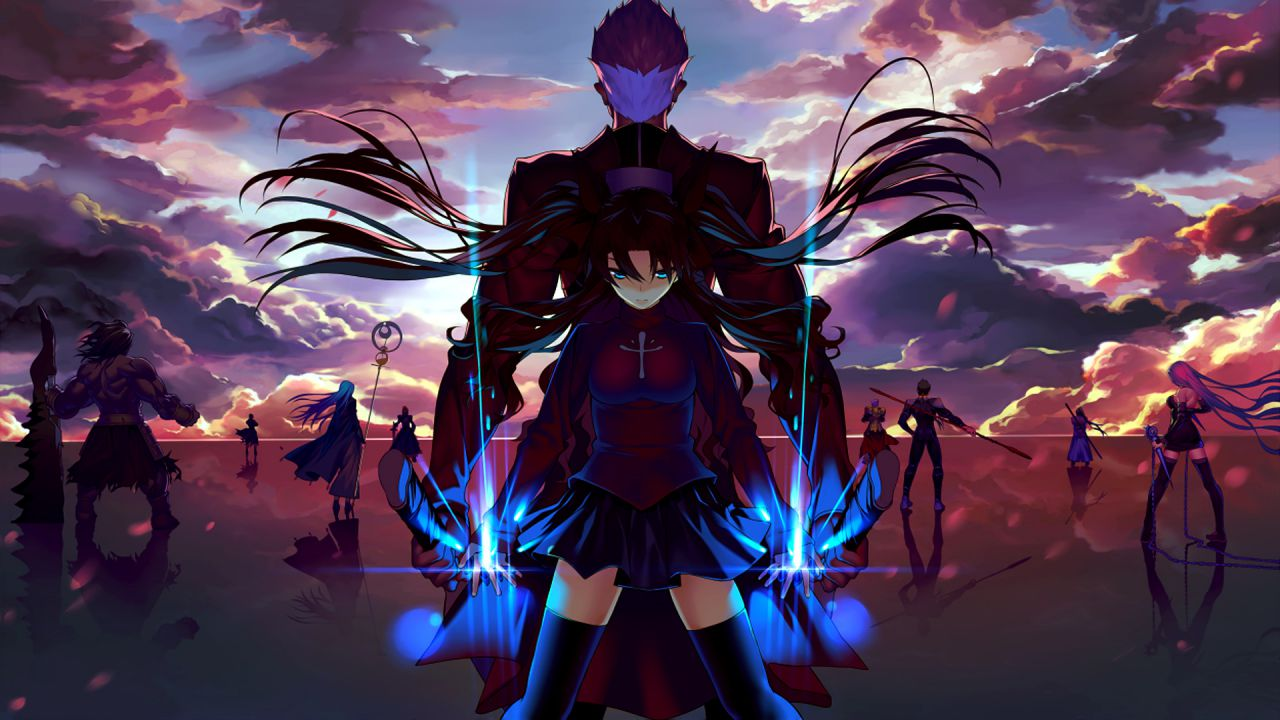 Fate/Stay Night: Unlimited Blade Works, recensione dell'anime ora ...