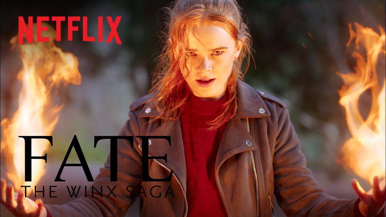 first look Fate The Winx Saga prime impressioni: il live action arriva su Netflix