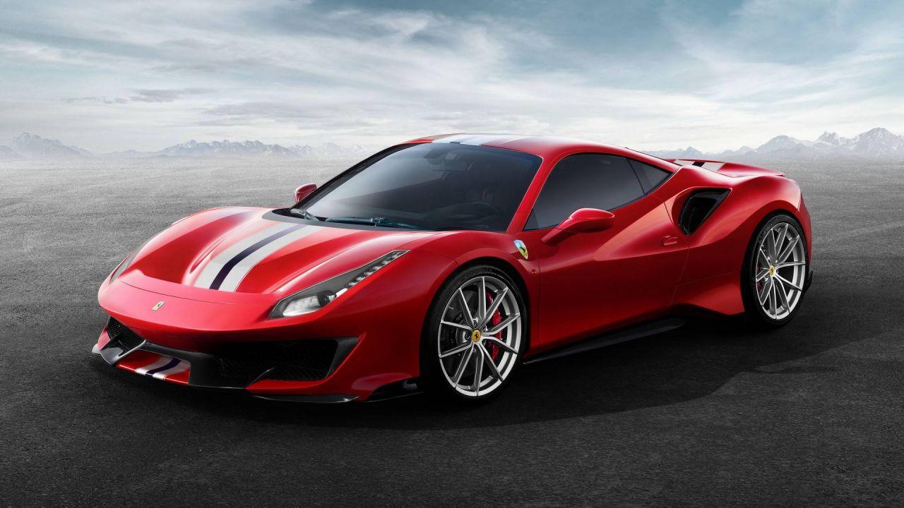 Ferrari 488 Pista: la nuova hypercar del Cavallino Rampante con 720 CV