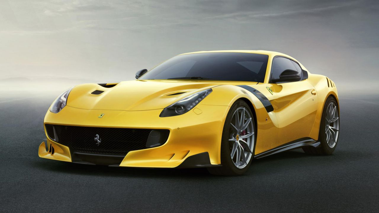 Ferrari F12tdf: alte prestazioni in serie limitata