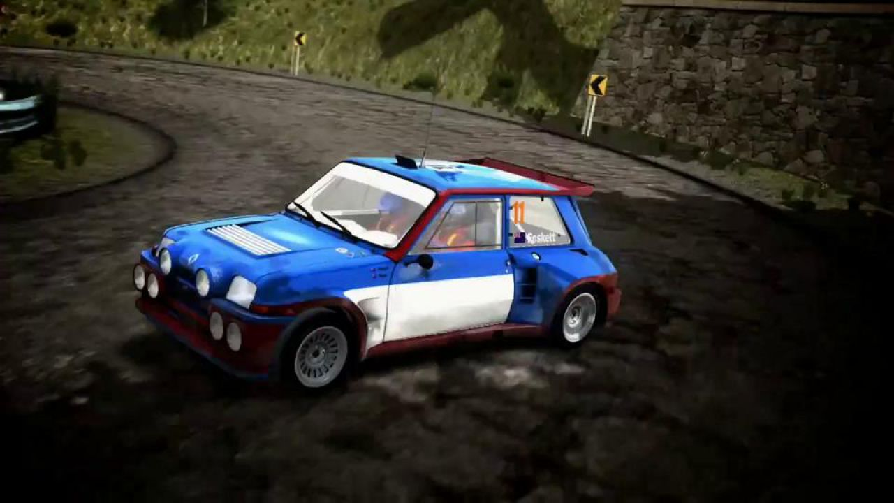 hands on FIA World Rally Championship